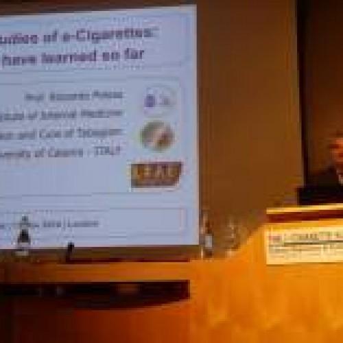 A Londra gli esperti concordano: riduzione del rischio ed efficacia delle e-cig sono dimostrate scientificamente