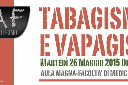 """""""Tabagismo e Vapagismo"""" il convegno annuale di LIAF"""