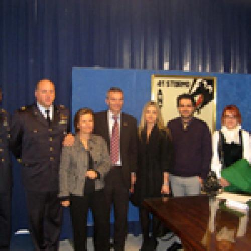Presentato al 41° Stormo di Sigonella l'unico studio clinico europeo sulle sigarette elettroniche