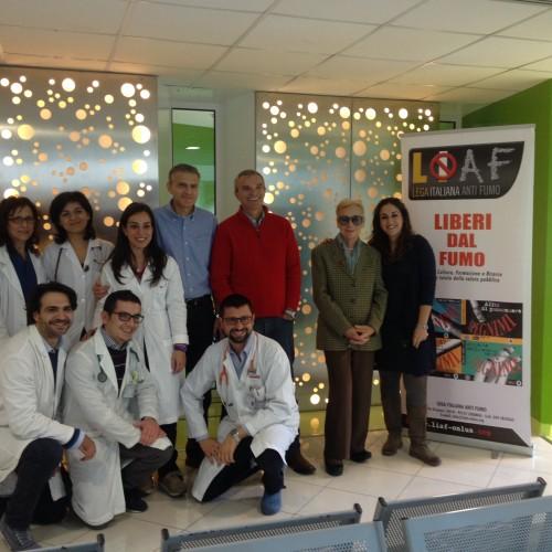 Pubblicato l'elenco dei Centri Antifumo 2015. A Catania, un polo dedicato alla Ricerca