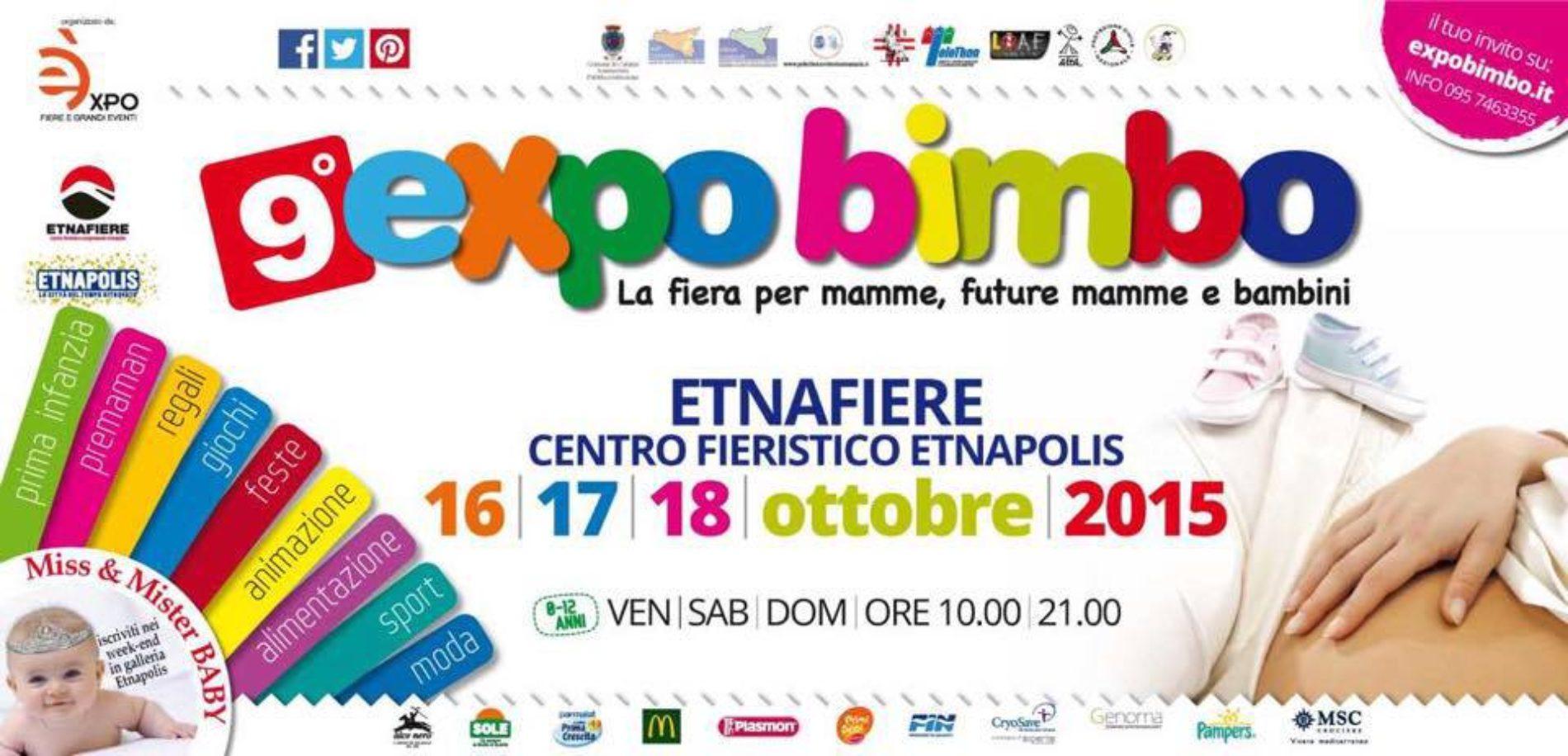 Expo Bimbo 2015, LIAF torna ad Etnapolis con grandi novità