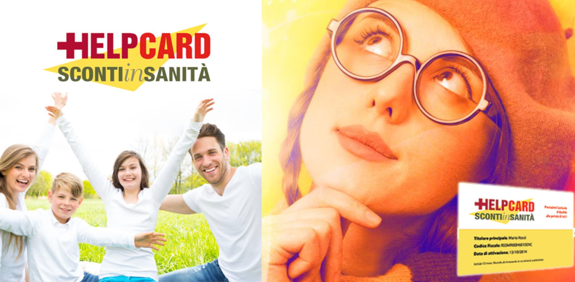 Help Card, con LIAF arrivano gli sconti in Sanità