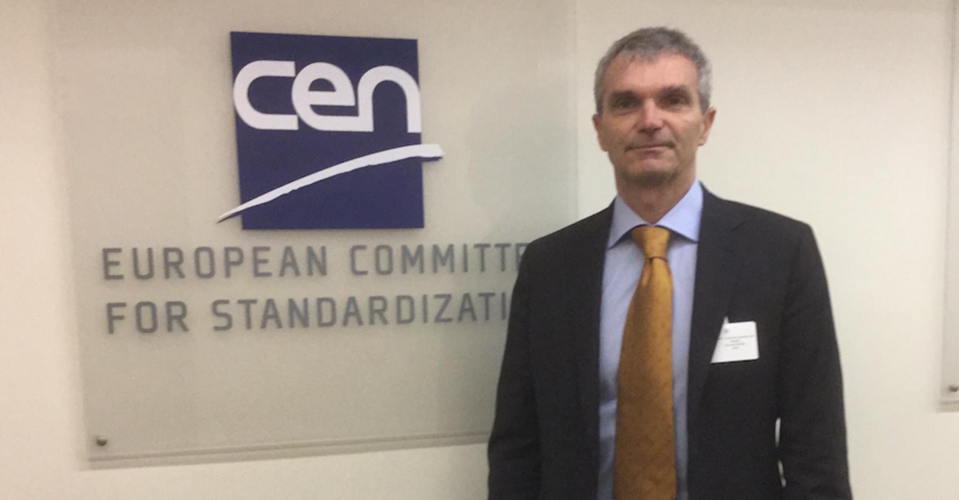 Comitato Europeo di Normazione: il prof. Riccardo Polosa eletto presidente del gruppo di lavoro sugli standard per le emissioni delle e-cig