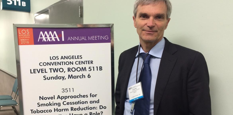 Convegno annuale dell'AAAA&I: Polosa a Los Angeles per parlare di asma e fumo