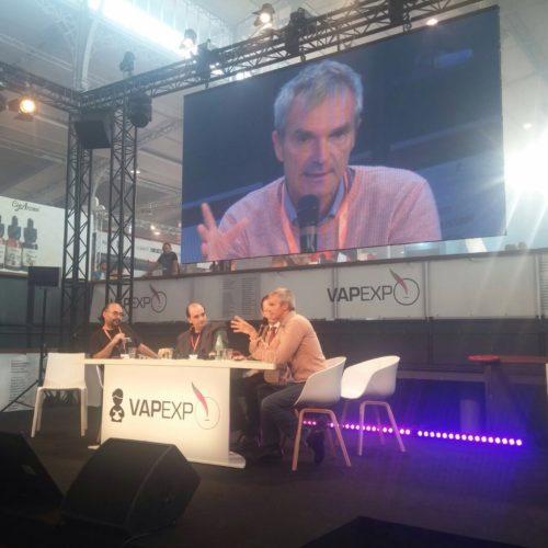 Riccardo Polosa: quattro capitali in pochi giorni per parlare di e-cig