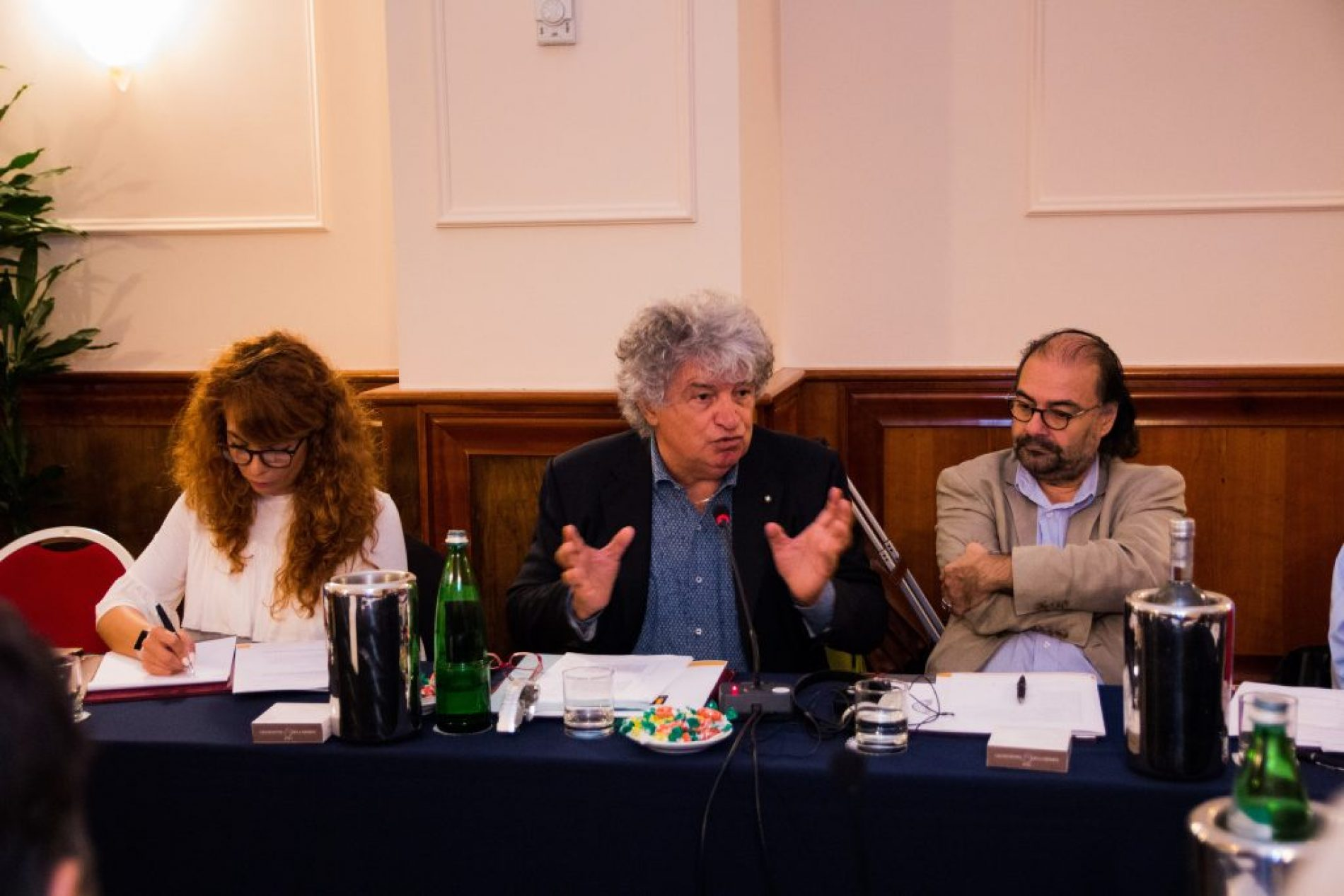 Roma – Polosa e Proietti consegnano lettera al Ministro Lorenzin