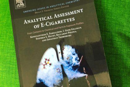 Il nuovo libro sulle e-cig scala le classifiche di Amazon