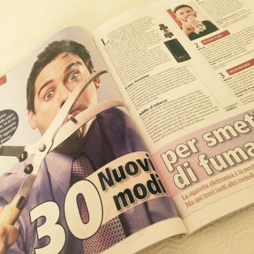 """LIAF e """"For Men"""": ecco i 30 modi per smettere di fumare"""