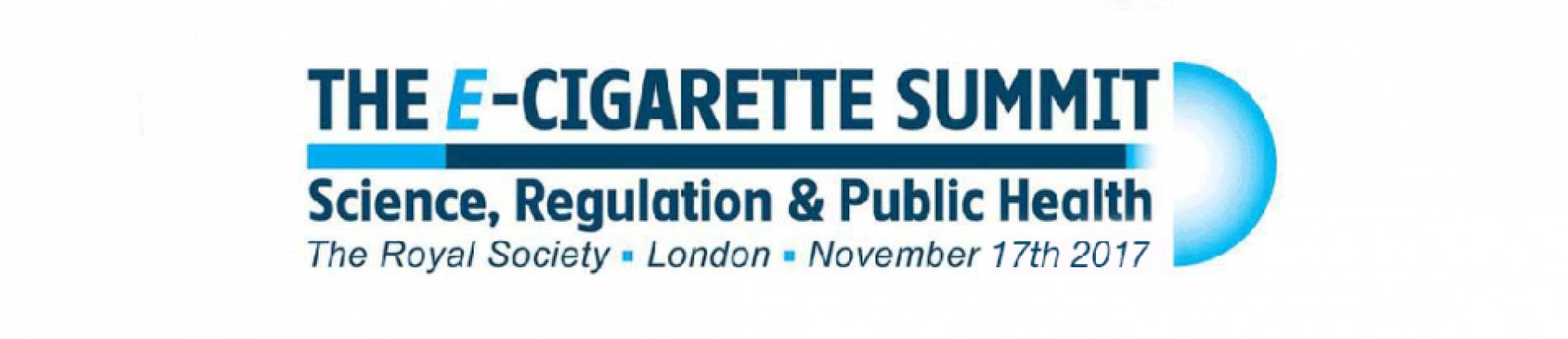 Venerdì 17 Novembre a Londra torna l'E-cigarette Summit
