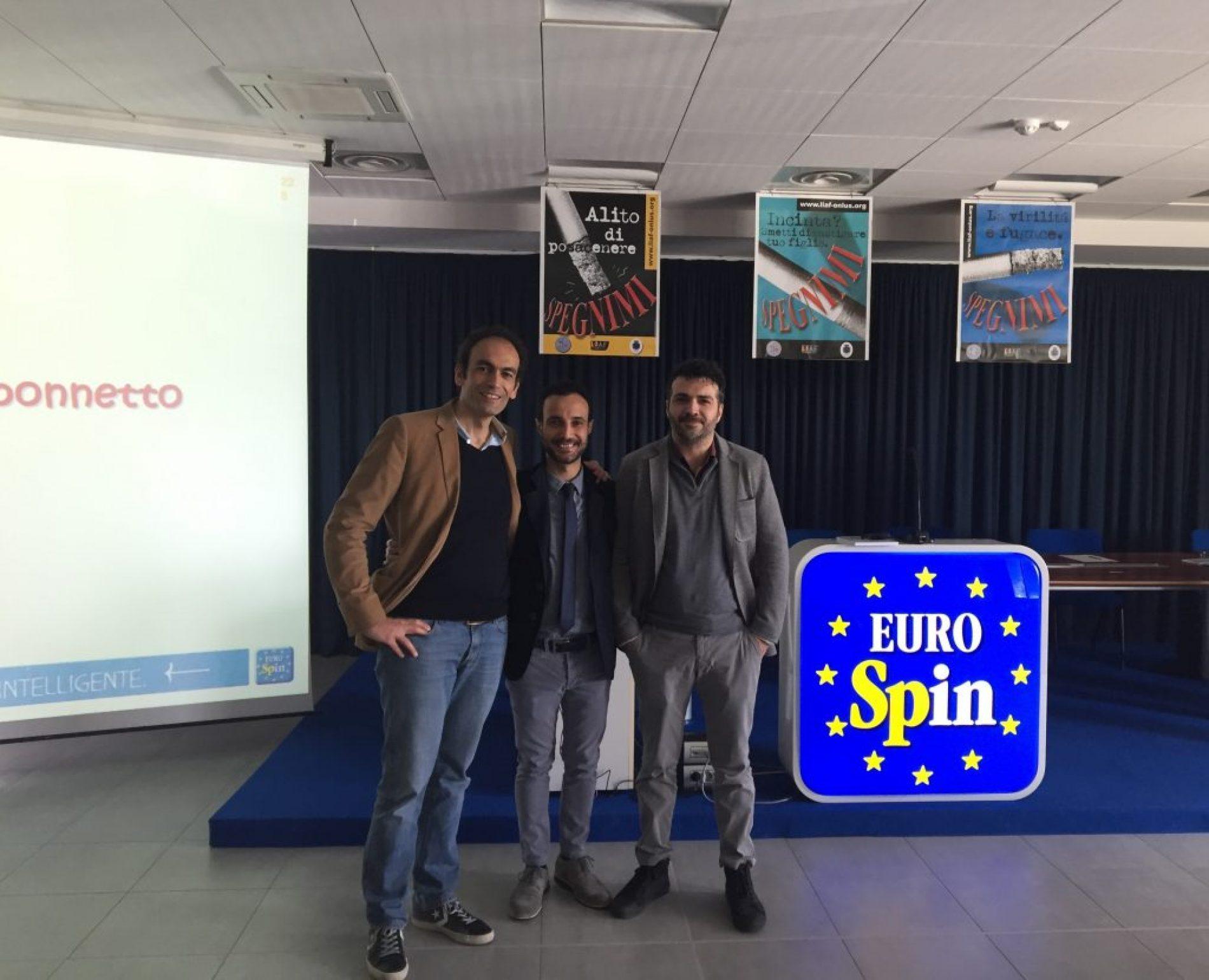 Eurospin e LIAF: le video testimonianze di chi ha smesso di fumare