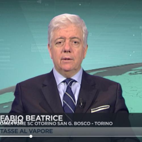 Fabio Beatrice al Fuori Tg di Rai 3