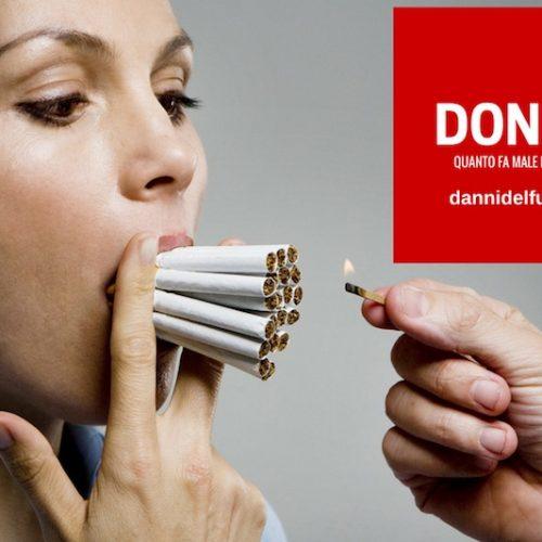 Giornata della salute della donna: i danni del fumo
