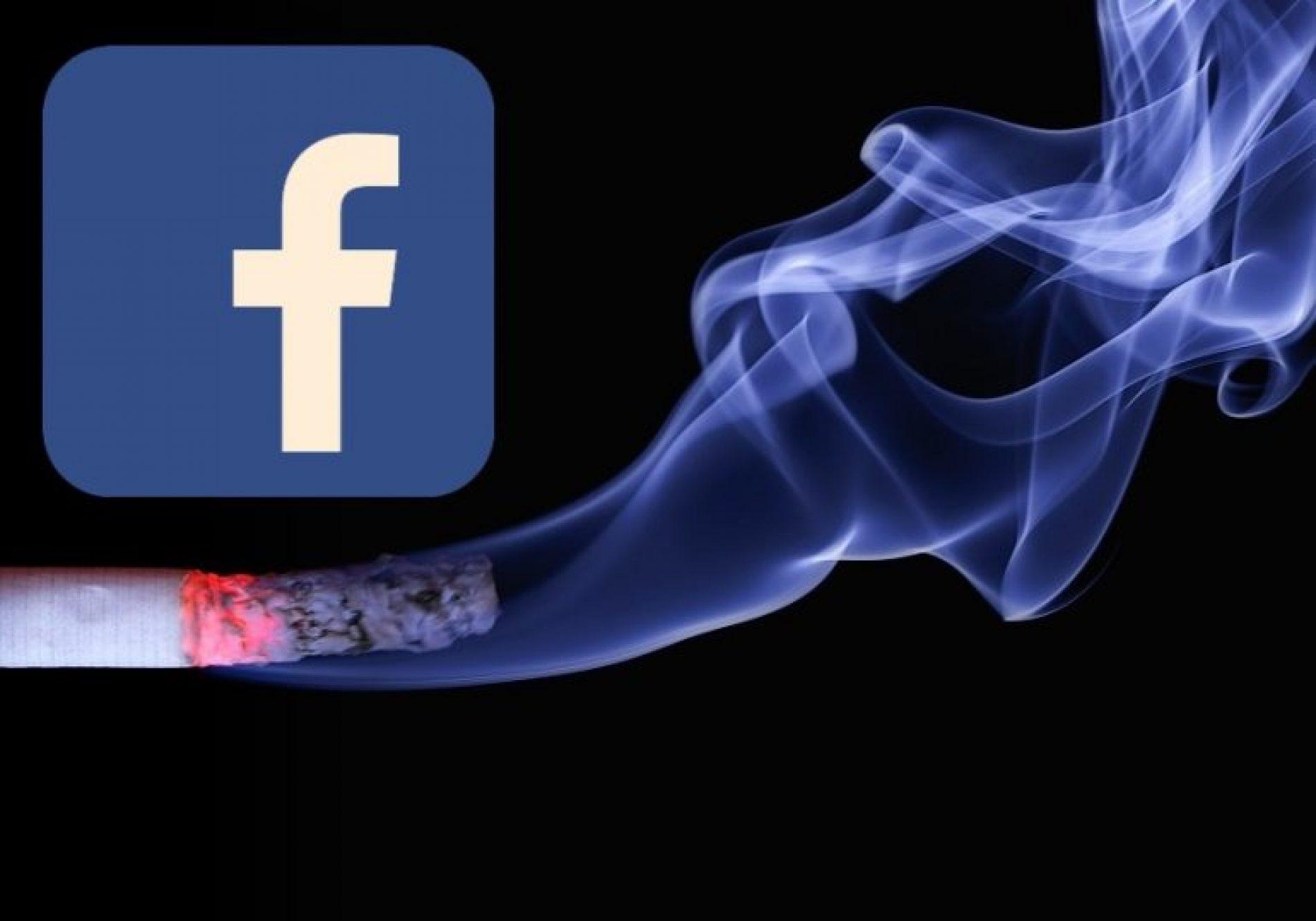 I gruppi facebook aiutano a smettere di fumare