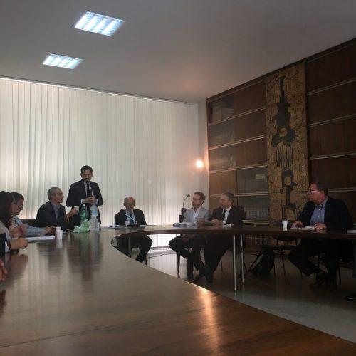 Incontro a Catania per il progetto della Regione Siciliana: Smoke Free Sicily