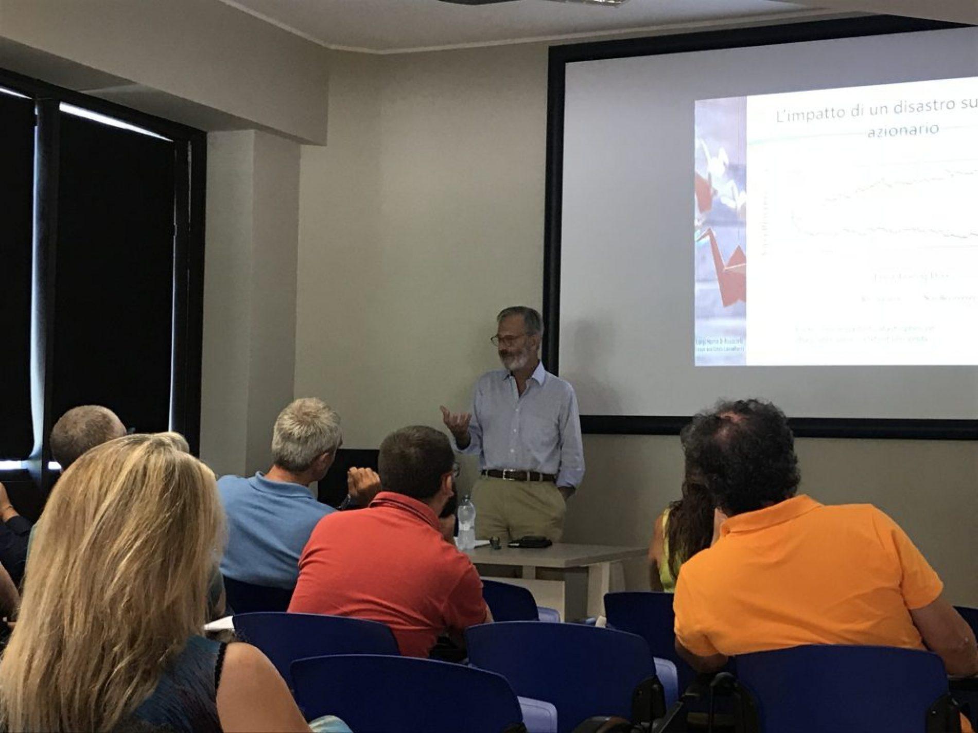 CoEHAR: Primo seminario di comunicazione sulle nuove strategie antifumo