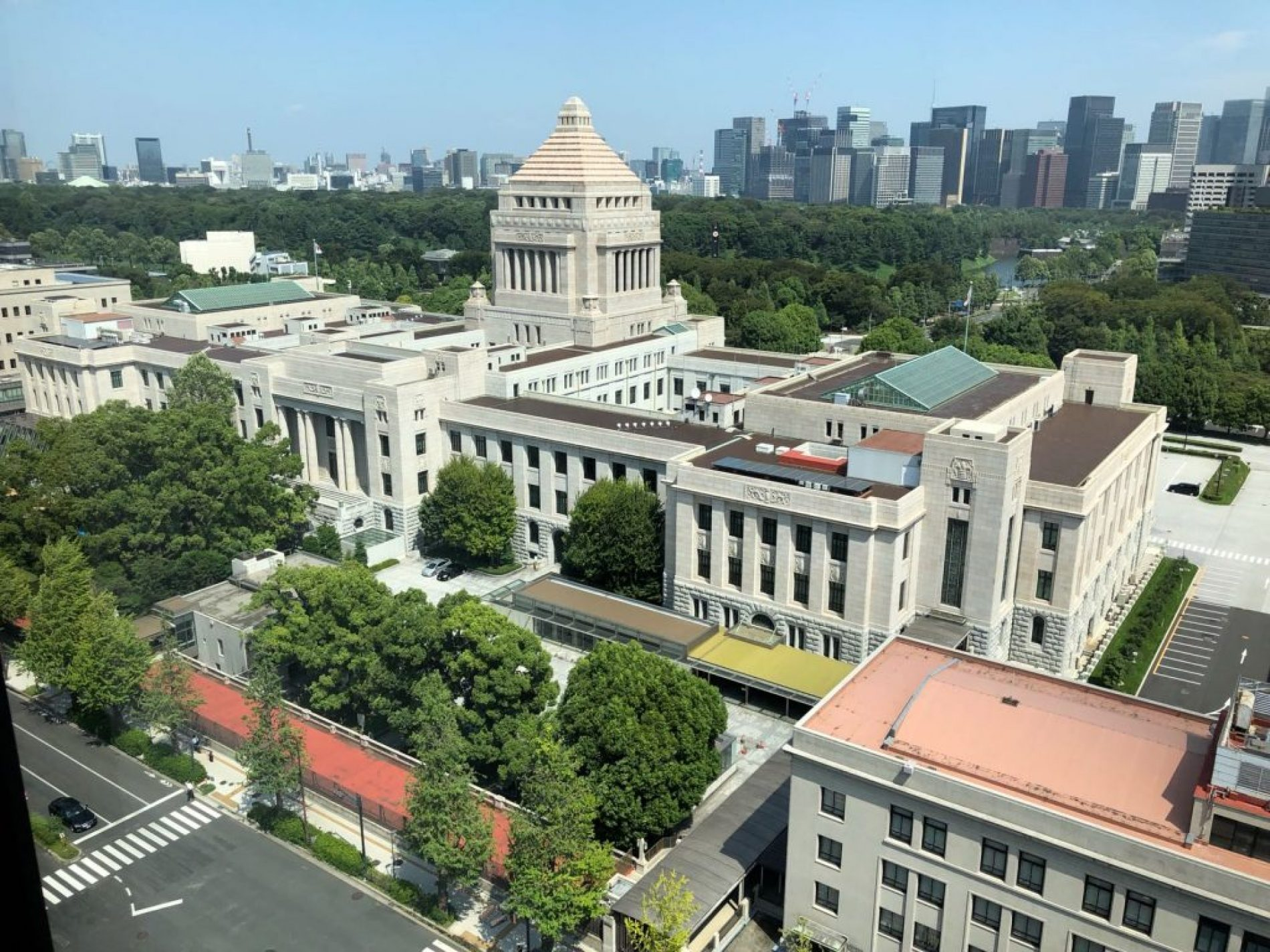 Riccardo polosa al parlamento giapponese per un for Rassegna stampa parlamento