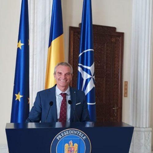 Polosa: nuove collaborazione con l'Università di Bucarest