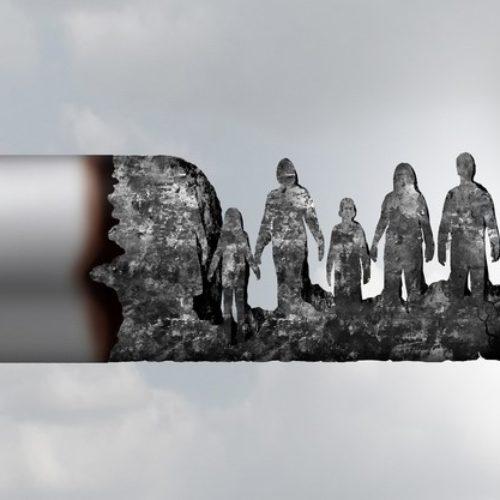 """Dopo 38 anni di fumo diventa svapatore:""""Pensavo a quanto mi sarebbe rimasto da vivere"""""""