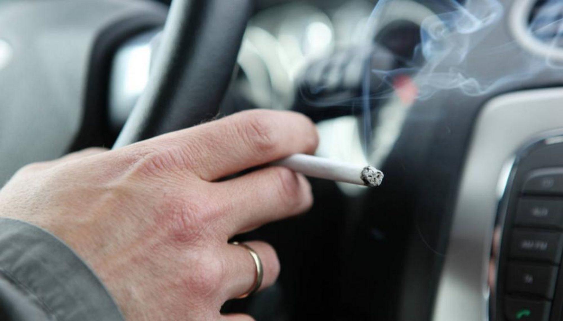 Sondaggio LIAF: Che ne pensi del divieto di fumo al volante? E del divieto di e-cig?