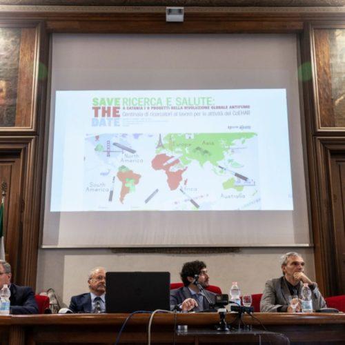 Catania capitale dell'Harm Reduction. Gli auguri del prof. Riccardo Polosa