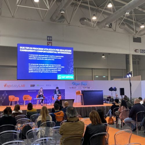 VAPITALYPRO 2019:LIAF presenta un workshop sul counseling antifumo