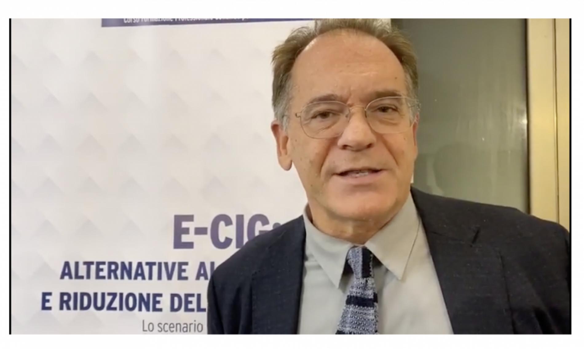 """Alessandro Cecchi Paone a LIAF: """"Le elettroniche per ridurre il danno da fumo"""""""