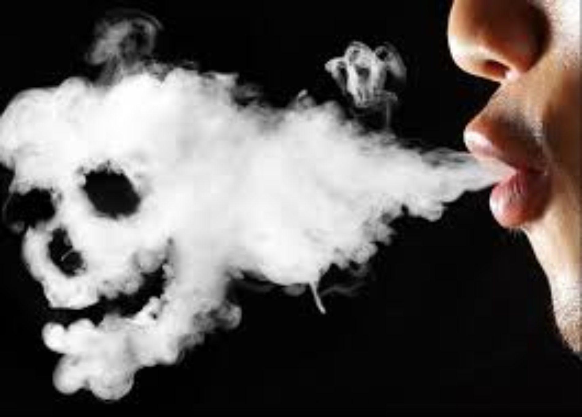 """Per lo studio """"Global burden of Disease"""" il fumo è il fattore di rischio numero 1 nei paesi nordici"""