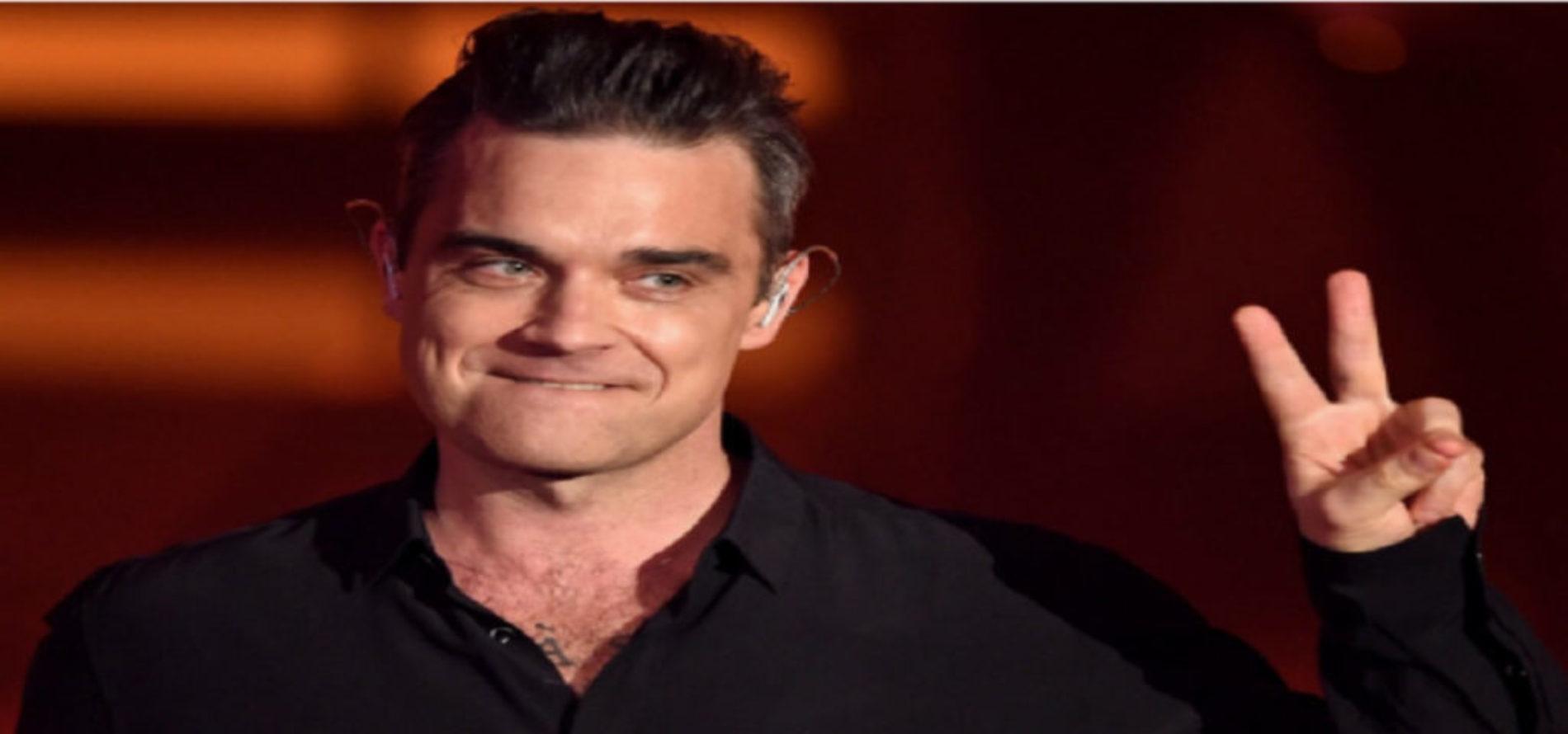 Robbie Williams: l'ho promesso e ho smesso l'1 Gennaio